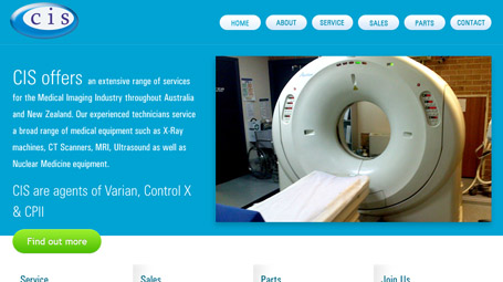 Medical Imaging services and sales